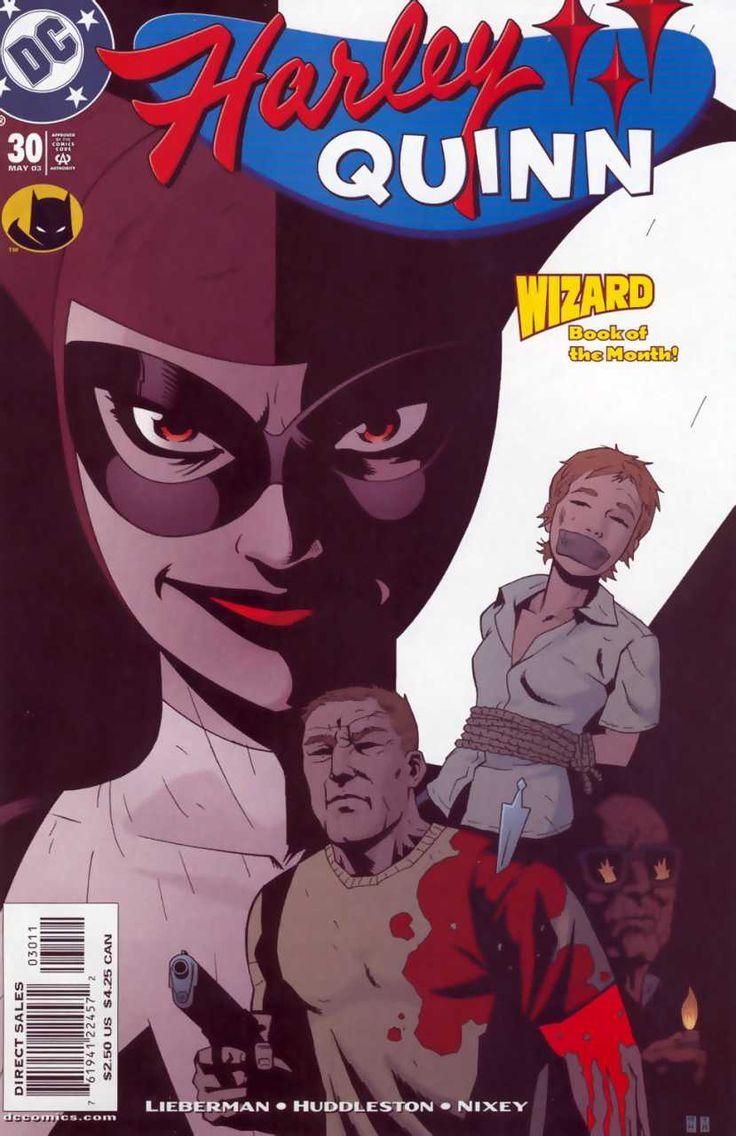 2003-05 - Harley Quinn Volume 1 - #30 - Vengeance Unlimited Part 5 #HarleyQuinnComics #DCComics #HarleyQuinnFan #HarleyQuinn #ComicBooks