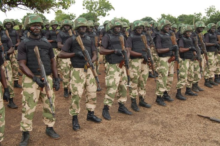 Breaking: Nigerian army gun battle with Boko Haram sect in Yobe (Details)