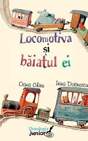 Locomotiva și băiatul ei - Oana Chiru, Irina Dobrescu: Varsta: 3+; In fiecare ţară din lume există băieţei şi fetiţe – drăgălaşi, zâmbitori, jucăuşi, cu gropiţe- care-şi încep ziua nu cu fructe şi cu cereale, ci cu injecţii, perfuzii, tratamente medicale care mai de care mai neplăcute şi mai dureroase. Şi totuşi, aceşti copii rămân curioşi, cuminţi, înţelepţi, răbdători, generoşi.