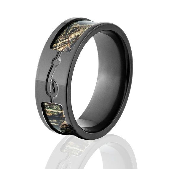 Max 5 Camo Rings RealTree Camo Rings Camo Wedding Bands