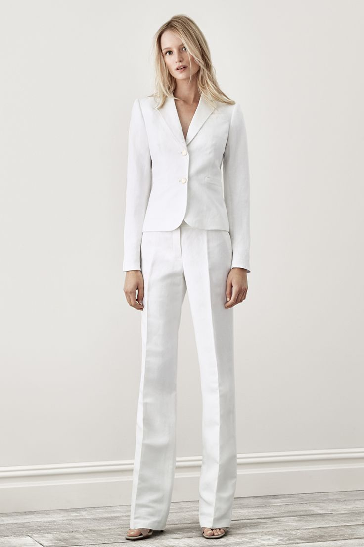 Best 25  White linen suit ideas on Pinterest | White jackets ...