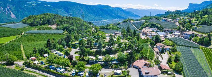 Naturcamping Völlan di Lana #giropercampeggi #campeggi #camper #tenda