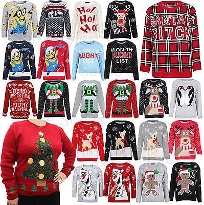#Ladies unisex mens #novelty winter 70's vintage #retro christmas jumpers xmas to,  View more on the LINK: http://www.zeppy.io/product/gb/2/351556453706/