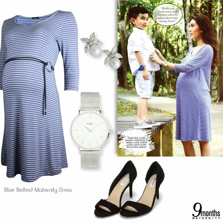 Every mum-to-be needs a dress to flashes her little bundle of joy. Don't forget to add a belt to accentuates your baby bump for a subtle and elegant silhouette. www.9monthsmaternity.com  Add to basket Blue Belted Maternity Dress → http://www.9monthsmaternity.com/blue-belted-maternity-dress#.WdMMSFuCyUk  #9monthsmaternity #maternitywear #maternitydress #maternityclothes #maternityfashion #dress #ootd #pakaianmengandung #pakaianhamil #fashioninspiration #fashion #bajumengandung #bajuhamil