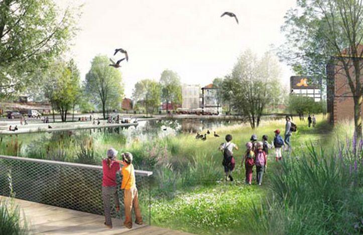 public space design - Google Search