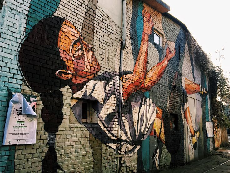 Escaping #Berlin #streetart #art #beauty
