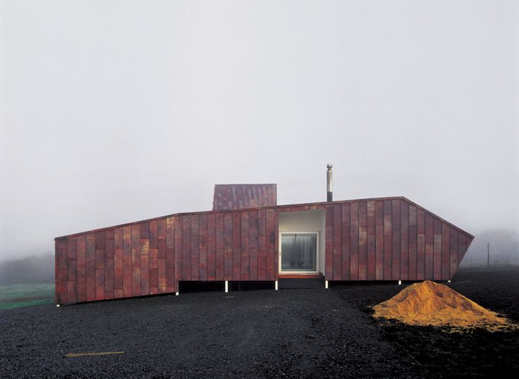 Smiljan Radic . copper house 2, Talca, Chile