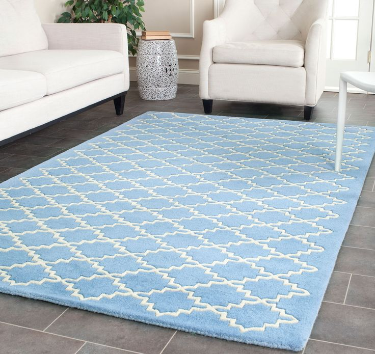 CHT930A Rug from Chatham collection.  A timeless quatrefoil motif makes a global…