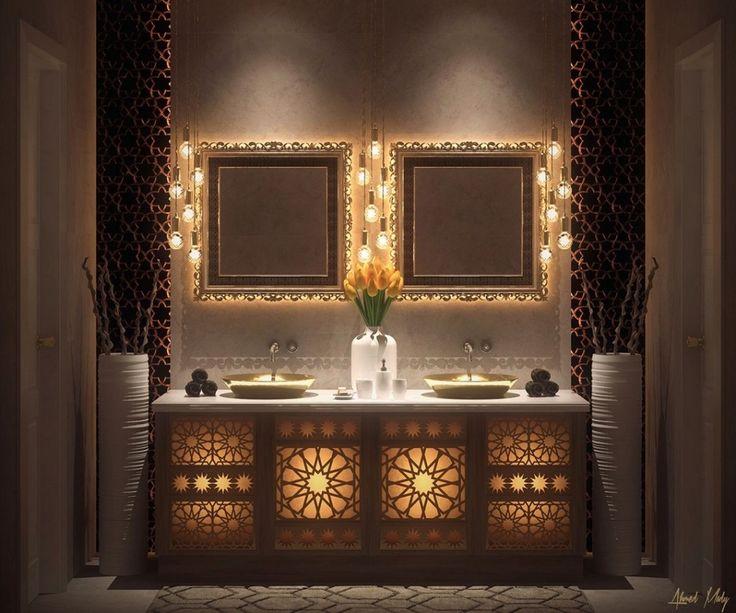 Moroccan Bathroom Ideas   Google Search