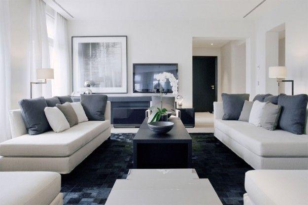 Un interno moderno
