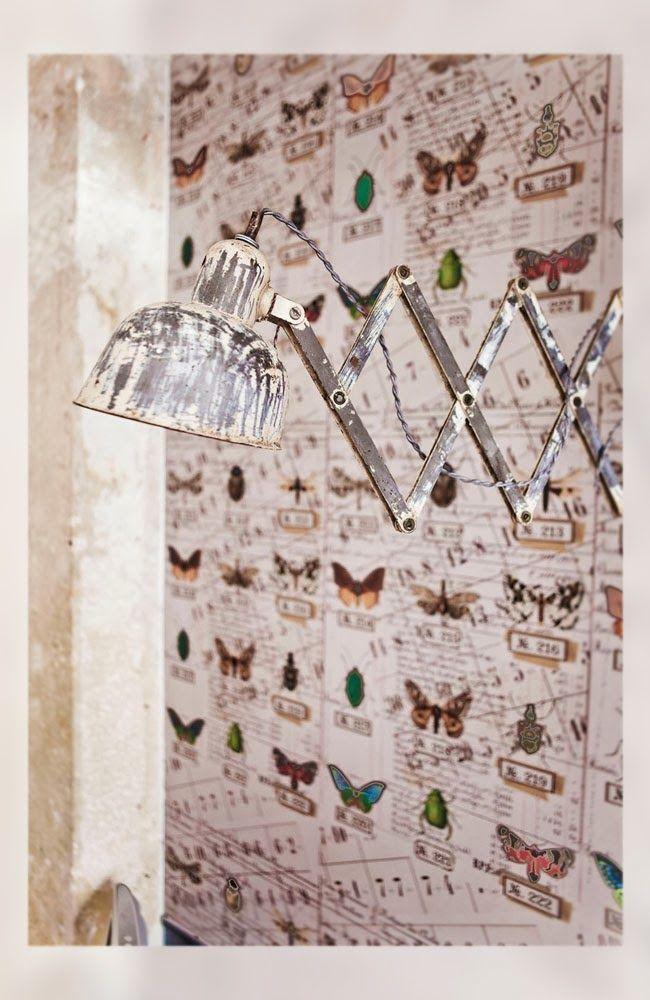 Decoracion Loft Vintage ~ DECORACION  Antique Chic #hometour #loft #industrial #vintage #
