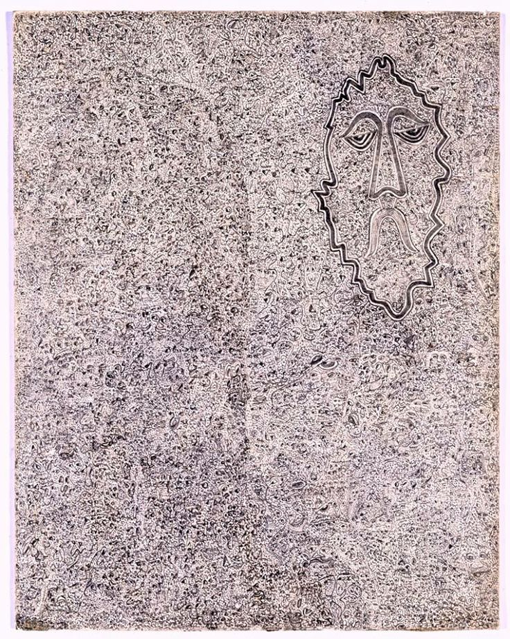Edmund Monsiel, a Polish shopkeeper started drawing incredibly intricate works during the Second World War, is featured in RV 10, RV 50 and RV 54. http://rawvision.com/artists/edmund-monsiel