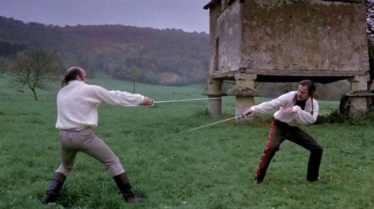 The Duellists - Ultra Realistic Movie Sword Fight