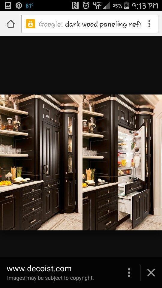 Dark Refrigerator