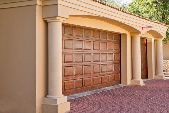 Being Stuck Outside Or Inside Your Garage Door During Summertime