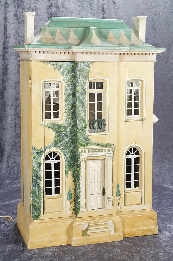 1913 Best Images About Antique Dollhouse On Pinterest Four Rooms Ruby Lane And Vintage Dolls