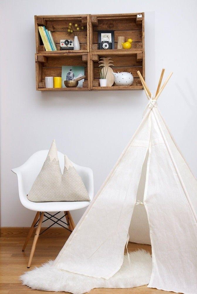 Tipi infantil original para habitaci n infantil con estilo for Habitacion infantil original