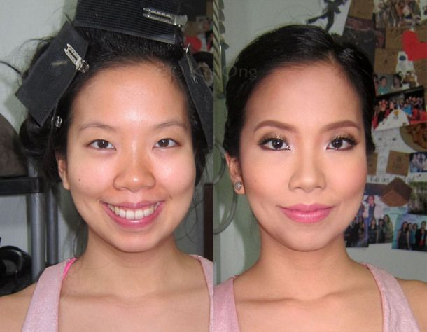 makeup for weddings