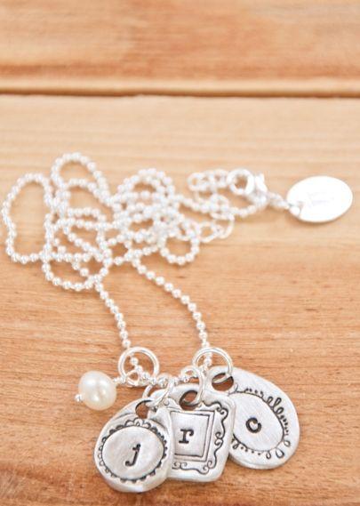 Lisa Leonard <3Frames Necklaces, Lisa Leonard, Stamps Jewelry, Leonard Design, Gift Ideas, Birthday Gift, Favorite Piece, Gift Sets, Mothers Day Gift