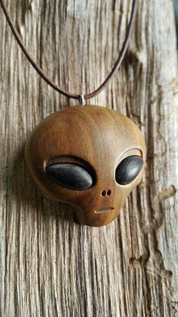 Check out this item in my Etsy shop https://www.etsy.com/listing/493033802/alienwood-necklacealien-wood