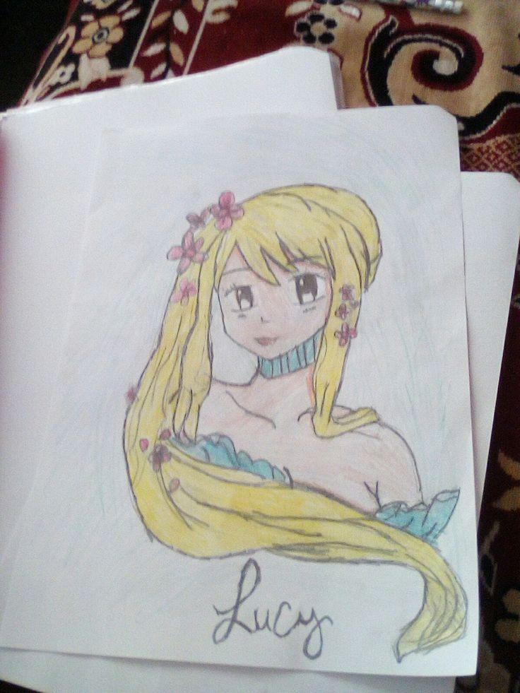 Lucy Hartfilia  Fairy Tail