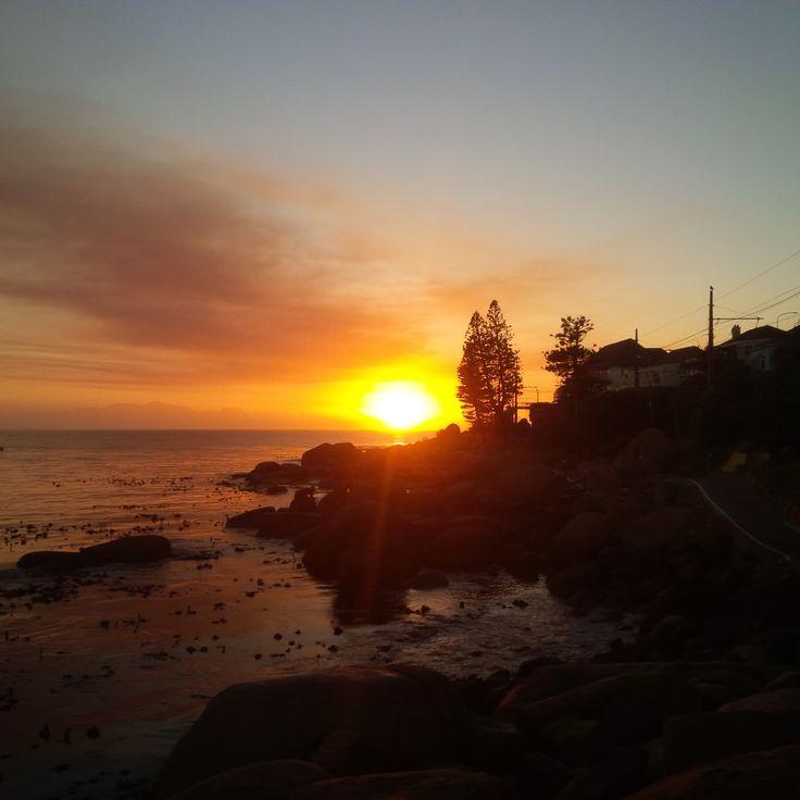 Fish Hoek sunrise