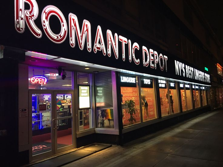 Sex stores in new york ny