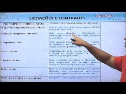 Aulão TRT-RJ - Licitações e Contratos - Alexandre Prado