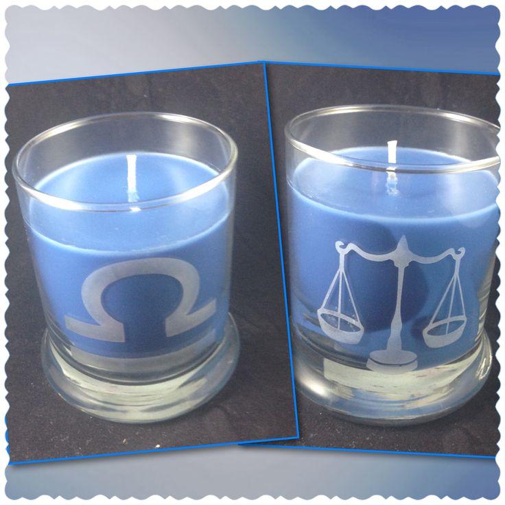 Resultado de imagen de blue candle  libra