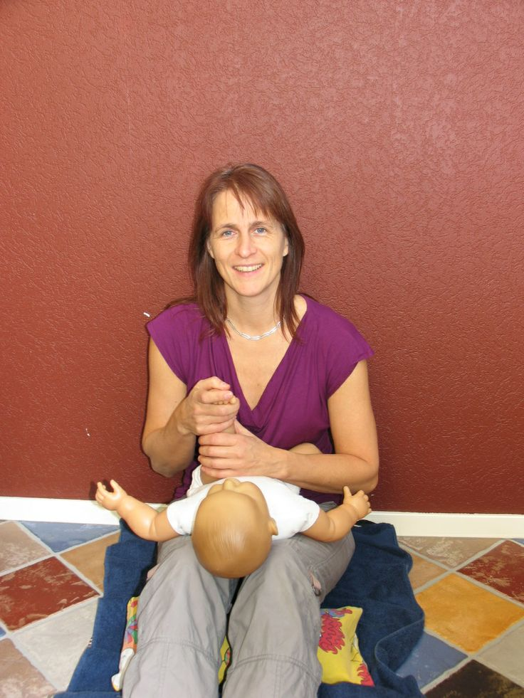Shantala massage Susan - Home