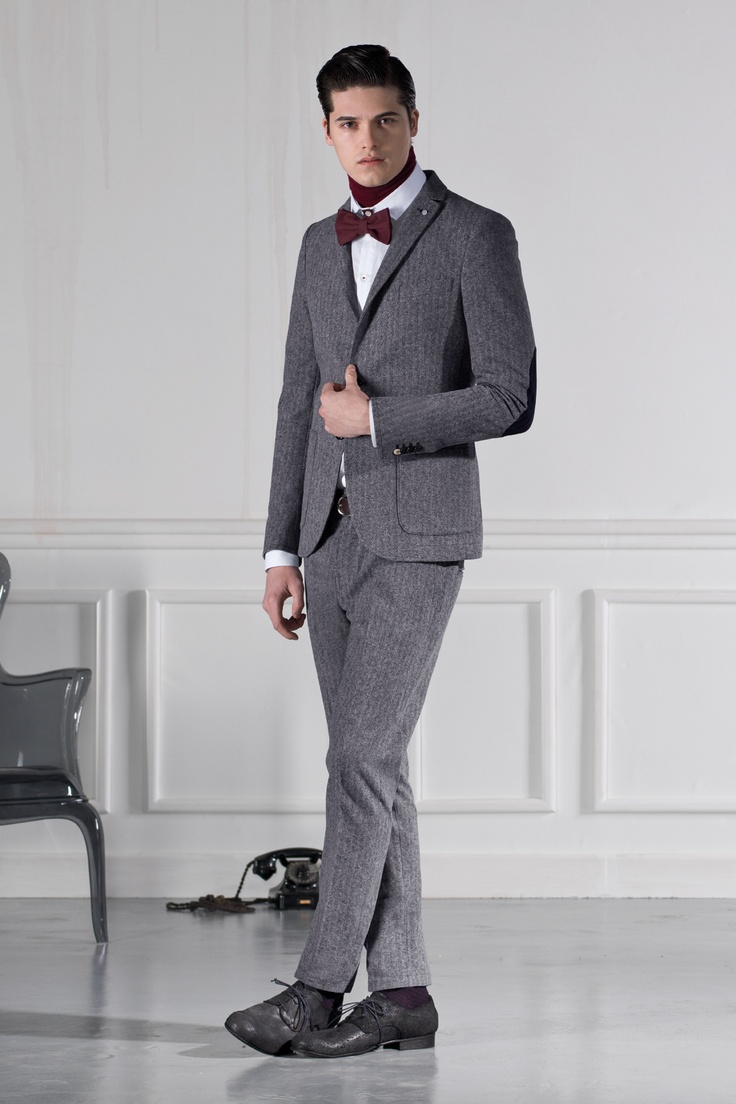 Fall winter 2012 Men's collection - Look 2