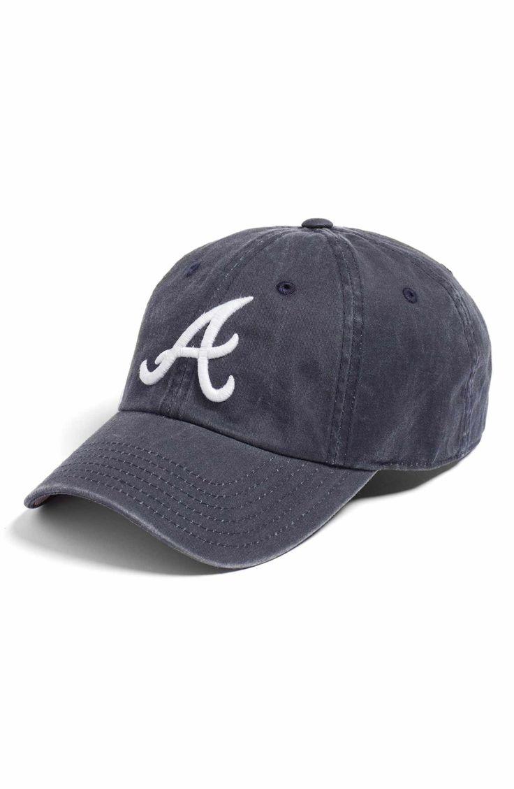 Main Image - American Needle New Raglan - Atlanta Braves Baseball Cap