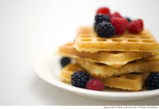 Marion Cunningham's Raised Waffles. Best. Waffles. Ever.