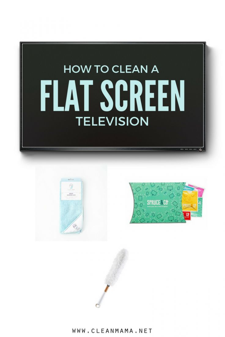 721 best cleaning how to tutorials images on pinterest How to clean flat screen tv home remedies