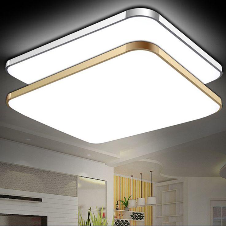 Perfect Plafond verlichting binnenverlichting led luminaria abajur moderne plafond verlichting voor woonkamer lampen voor homev v
