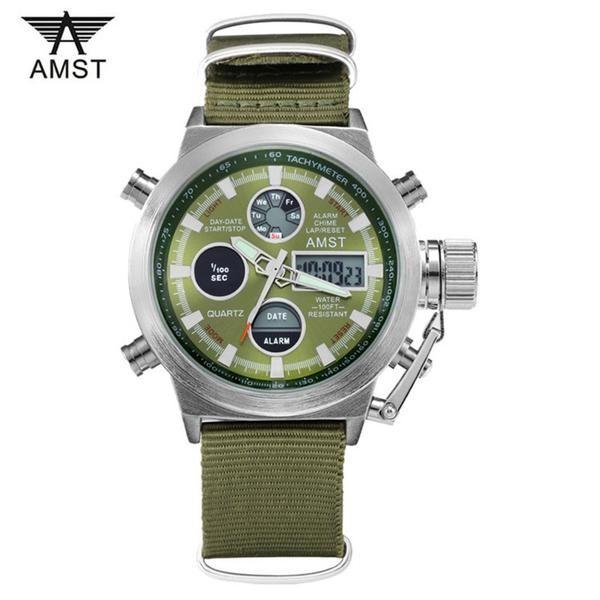 AMST Sport / Military Watch - The Splendid Watch Company