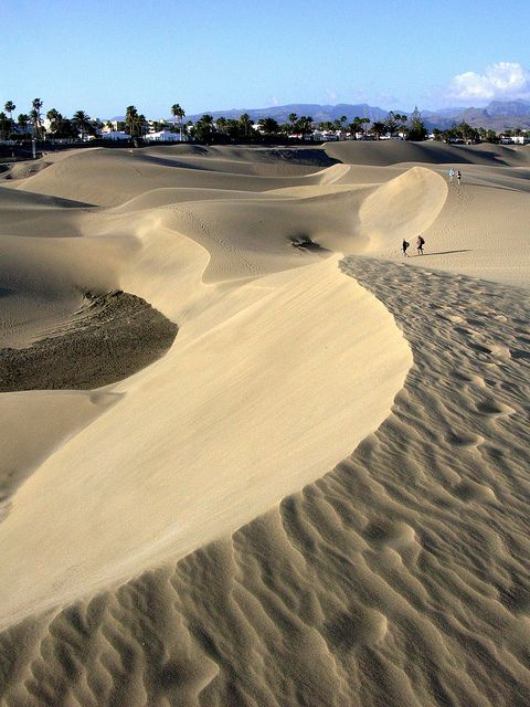 Maspalomas Gran Canaria  Canary Islands.. I was there when i was young!:-))