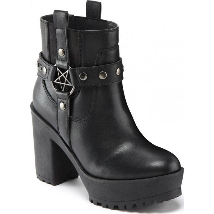 Killstar - Winona Western Boot