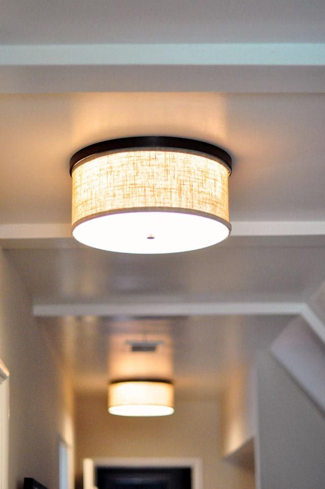 Ceiling Lamps For Hallways : Best ideas about hallway light fixtures on