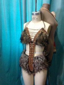 costume fur bikinis   Costume - Flinstones - Cave Woman - Viking - Wolf - Fur Bikini - Fur ...