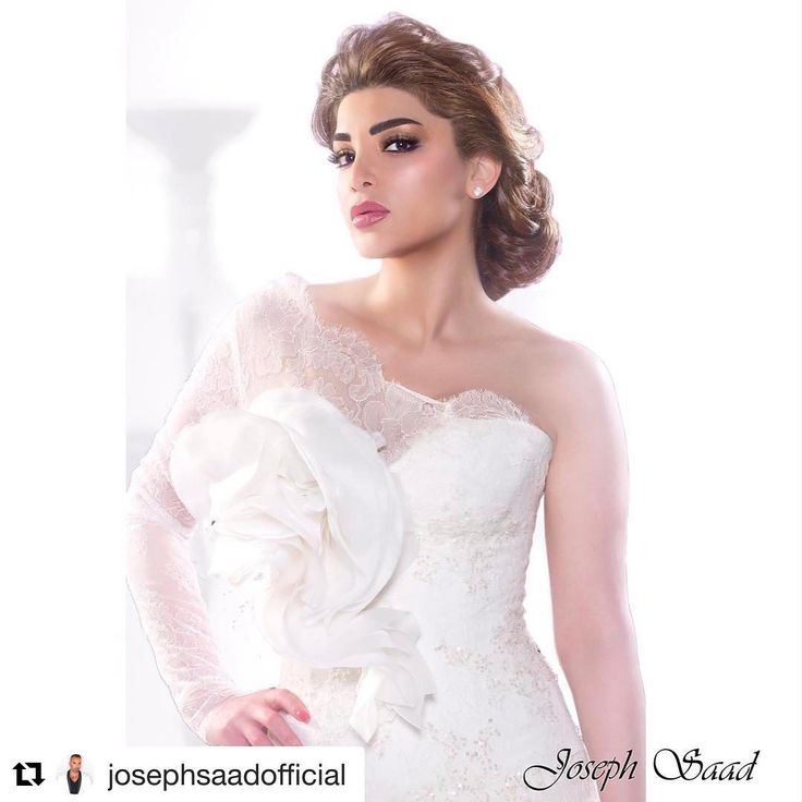 #Repost @josephsaadofficial (@get_repost) ・・・ We don't only focus on your hair. We give a particular attention to the look that will bring out your beauty. The make up is done by the talented @evaatallahofficial  Photographer @husseinsalman111 --- Book your BRIDAL appointments on:  01/881442 03/372895 #josephsaad #hairstylist #haircolor #fashion #celebrity #wedding #events #beauty #care #women #lebanon #dubai #mydubai #saudiarabia #beirut #beauty #style #bridalhair #bridalmakeup #lifestyle…