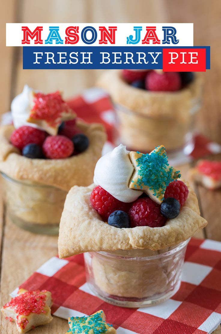 memorial day pie recipe