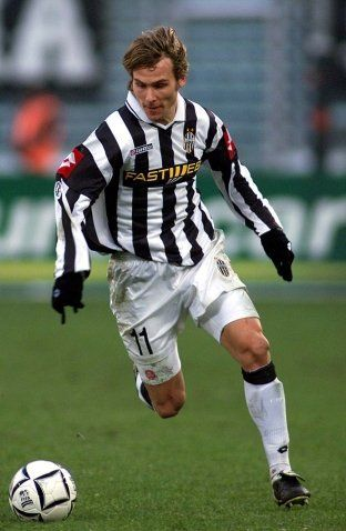 Pavel Nedved - R. Ceca - Juventus - 2003
