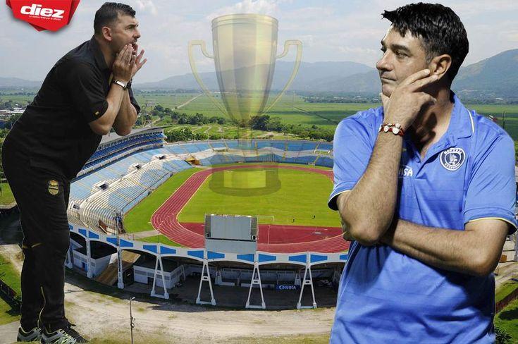 Real España y Motagua a la primera final en el Olímpico - Diez - Diario Deportivo