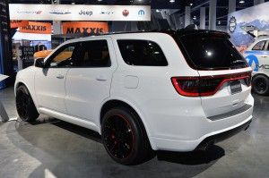 2015 Dodge Durango lease