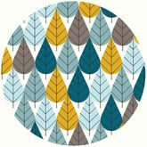 Charley Harper for Birch Fabrics Organic - Want comforters for the kids room in these fabrics.