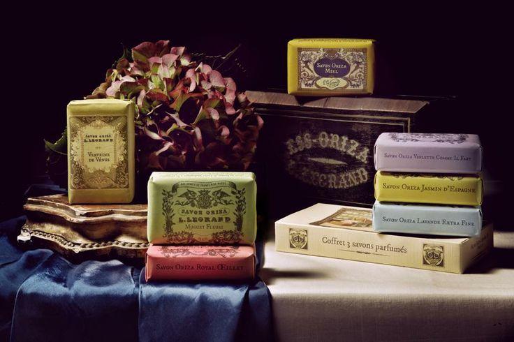 Oriza L. Legrand - soap