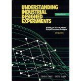 "This is the book I used to teach myself Designed Experiments (DOE). Includes ""DOEKISS"" software to run and analyse a Designed Experiment. For such a technical topic the book is a relatively simple read. I liked that the methodology and software generated a DOE model that not only calculates regression equation for the average output change, […]"