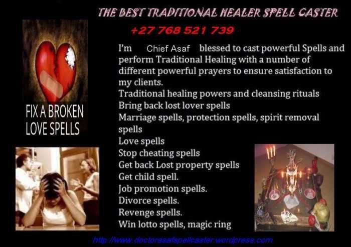 @@ KEMPTON PARK (*)(+2776852173.9) Love Spell Caster / Traditional Healer to Bring Back Lost Lover i