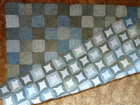 Add a square of batting inside of layer to make a quilt using any fabric choice.